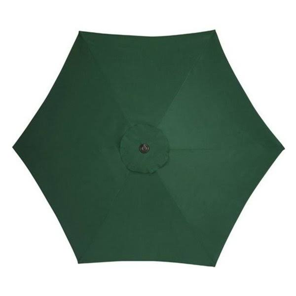 Living Accents 9' Market Umbrella - Green