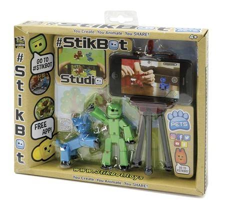 Stikbot Pet Studio