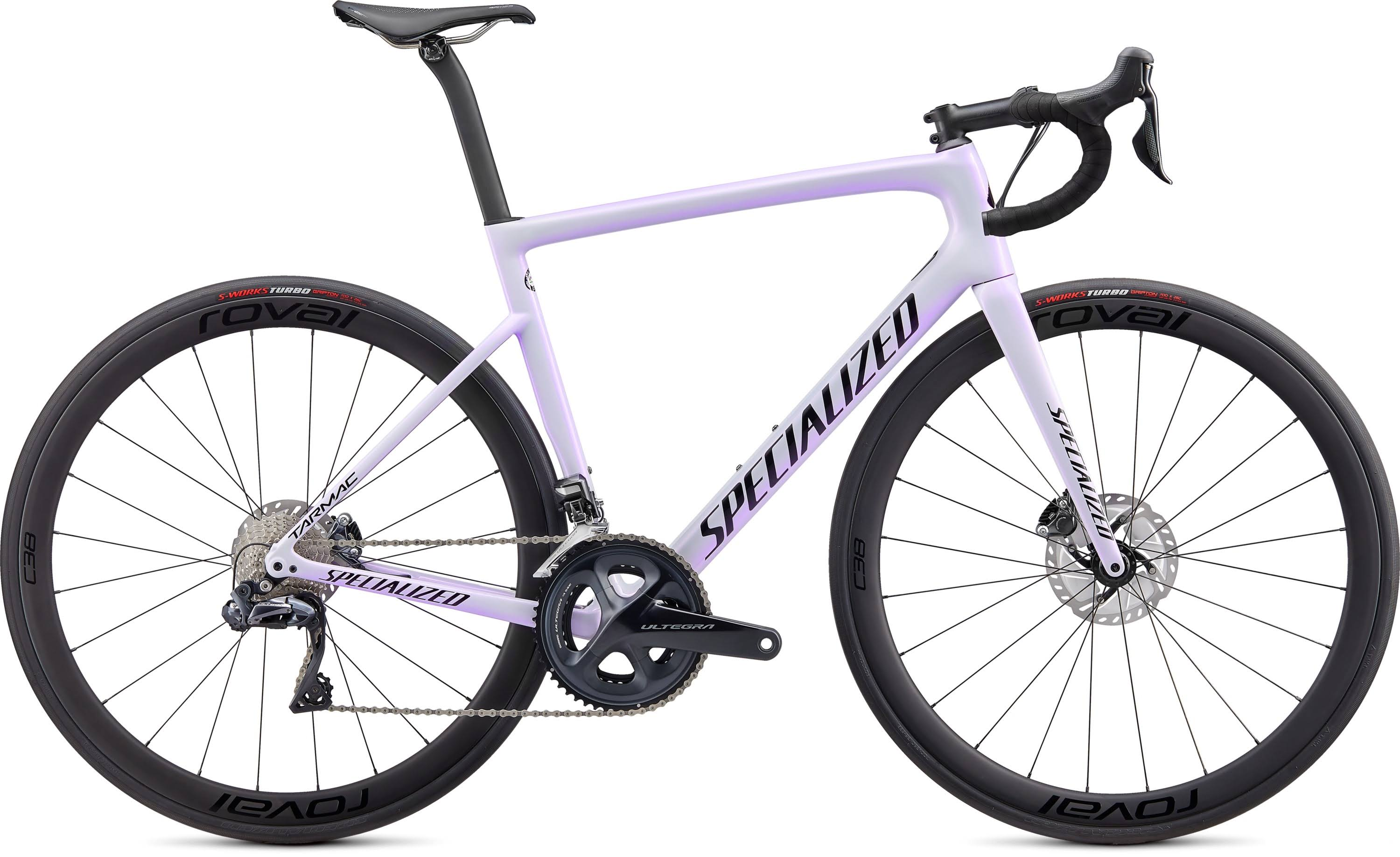 Specialized Tarmac SL6 Expert Disc Road Bike