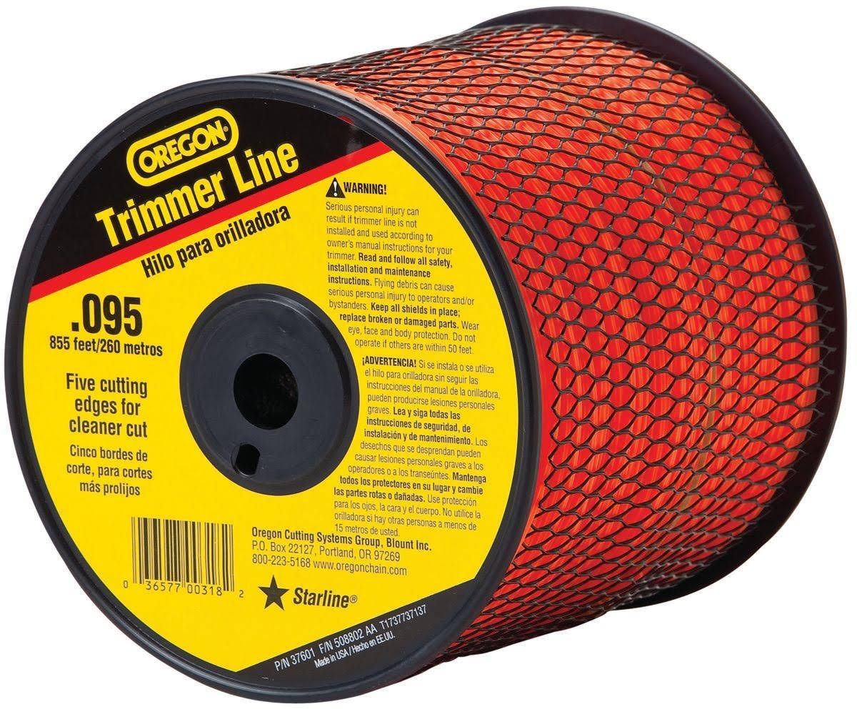 Oregon Cutting Systems Trimmer Line - 0.095in x 855ft, 3lb