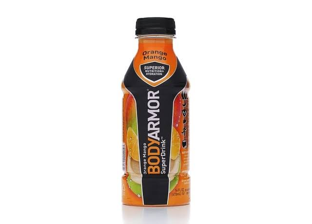 BodyArmor SuperDrink - Orange Mango