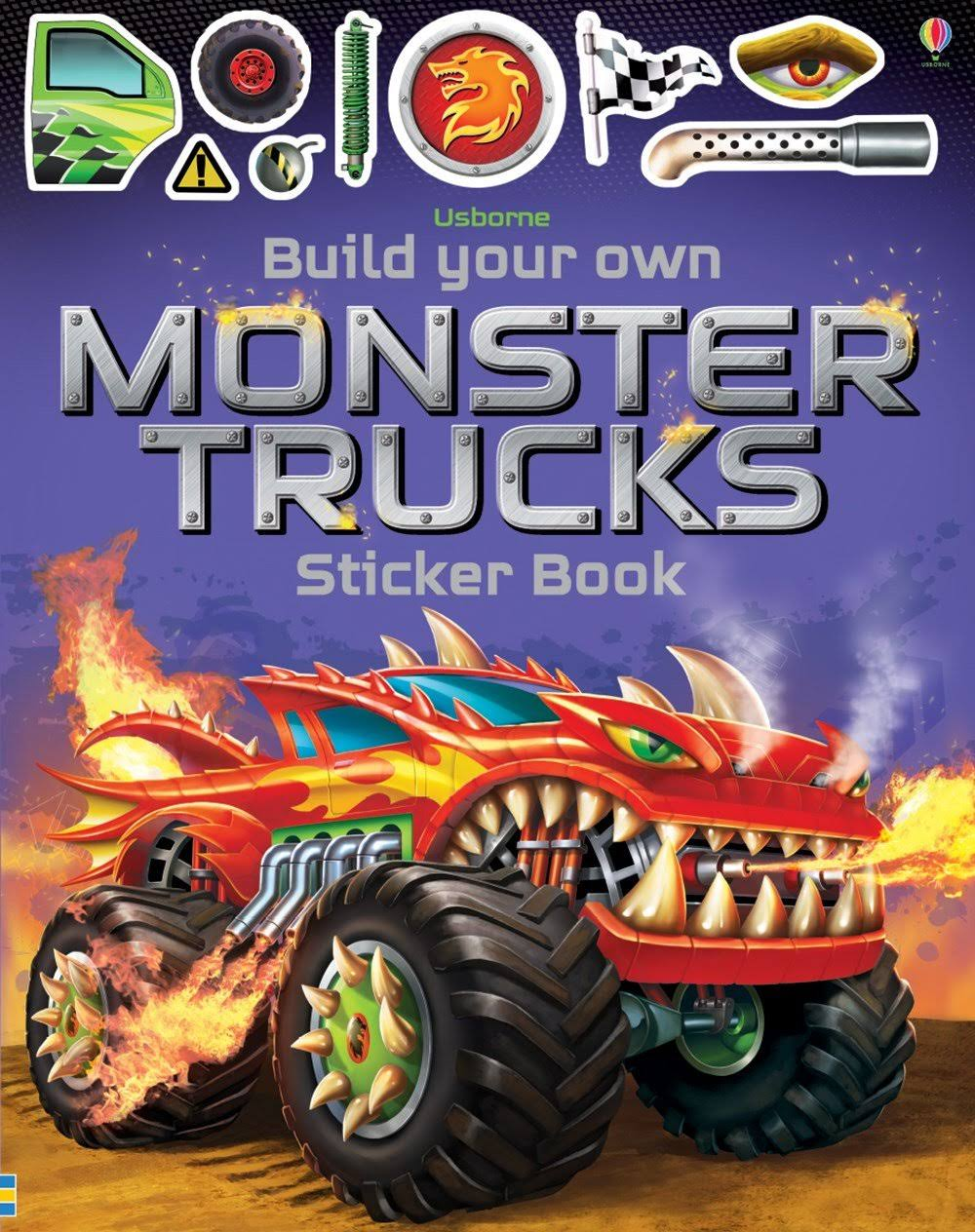 Build Your Own Monster Trucks [Book]