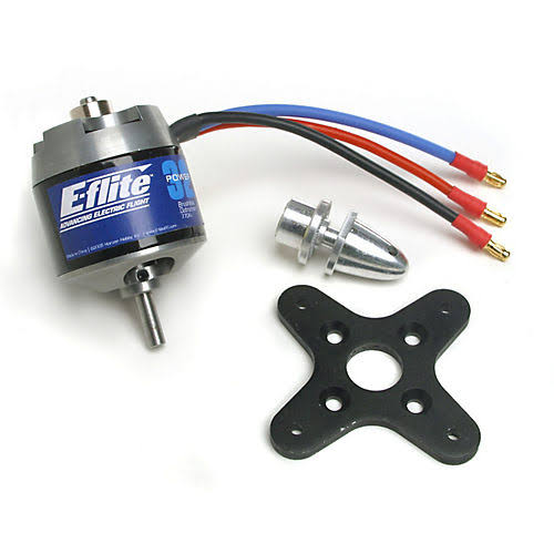 E Flite EFLM4032A Power 32 Brushless Outrunner Motor - with iD System