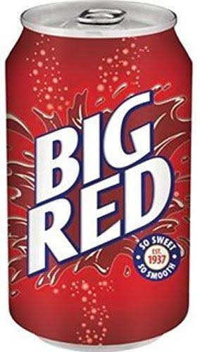 Big Red Soda - 12oz