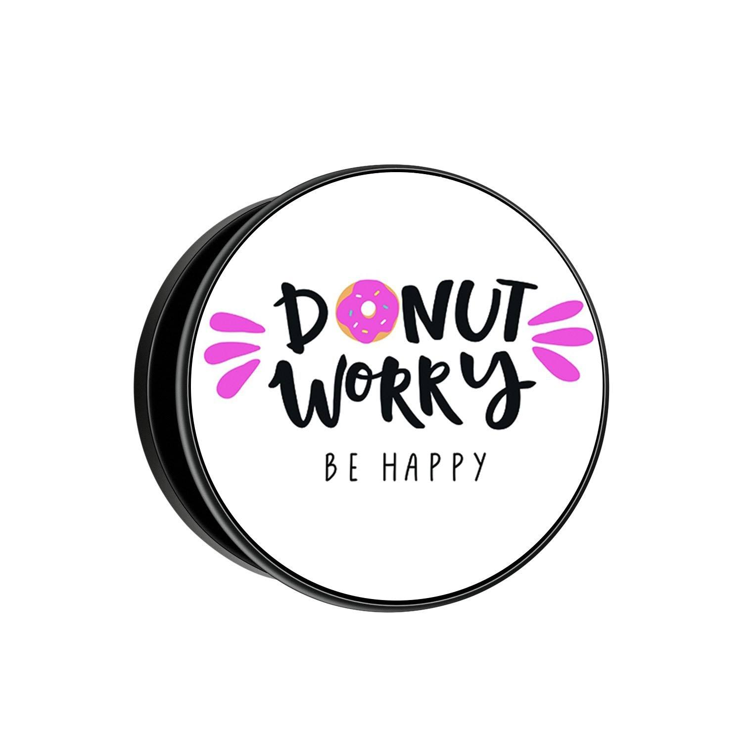 Fab Pops Mount Grip for Smart Phones and Tablets - Donut Worry