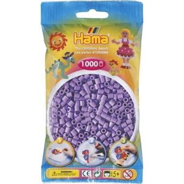 Hama Beads Midi 207-45 Pastel Purple - 1000 Pcs