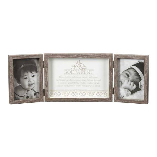 Dicksons Godparent Photo Frame