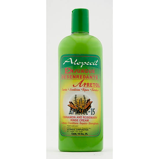 Alopecil Rinse Cinnamon and Rosemary 16 oz