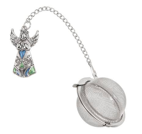 Ganz Charming Tea Ball Infuser - Angel
