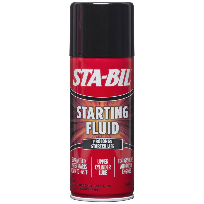Sta-Bil 22004 Starting Fluid - 11oz