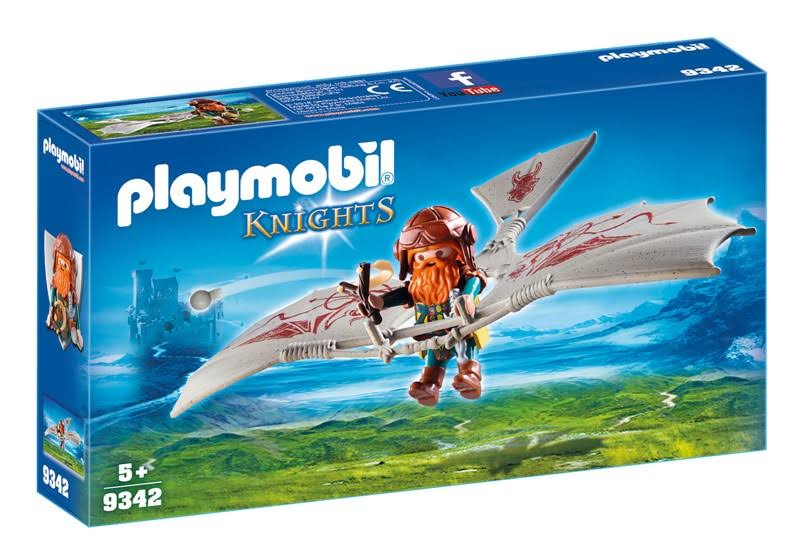 Playmobil 9342 Dwarf Flyer