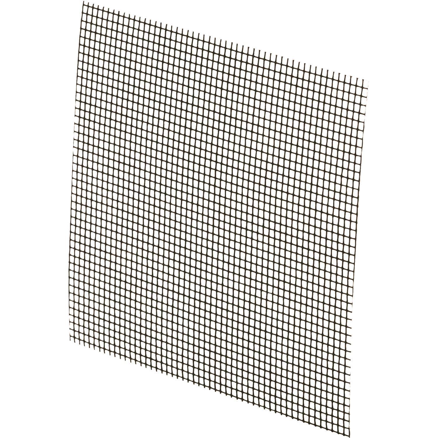 "Prime Line Products Charcoal Screen Repair Patch - 3"" X 3"""