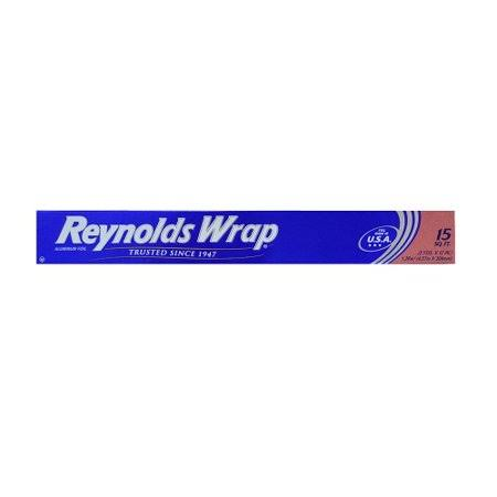 Reynolds Wrap 15sq ft Aluminum Foil Wholesale, Cheap, Discount, Bulk