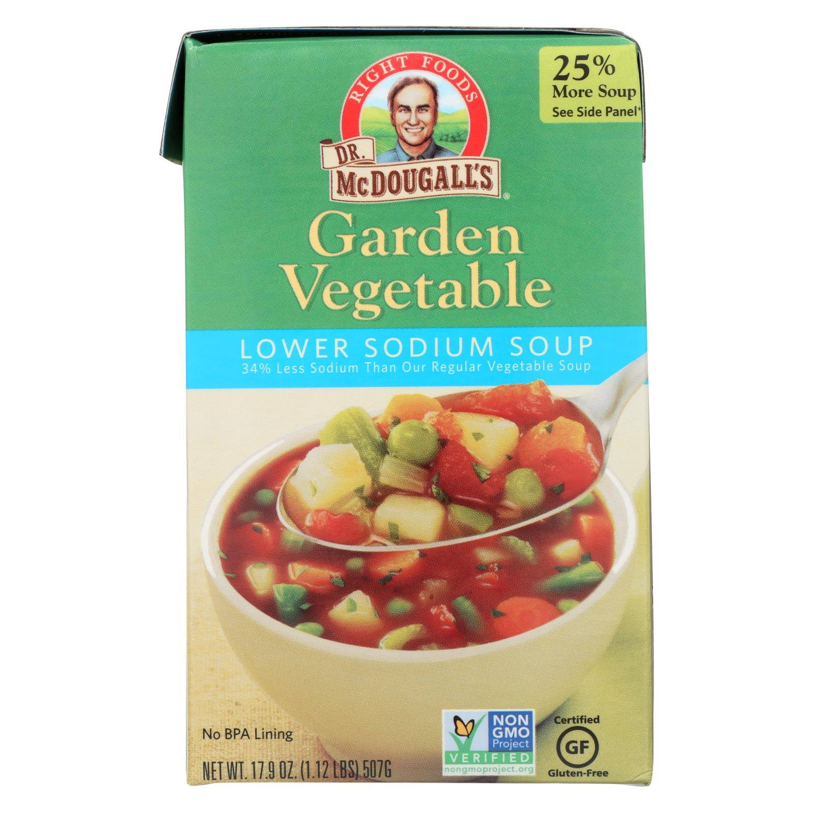 Dr. McDougall's Garden Vegetable Soup