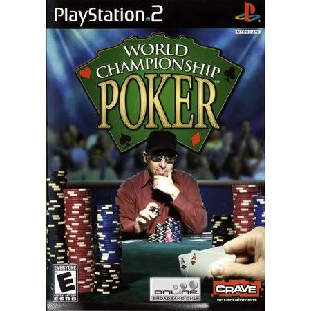 World Championship Poker - PlayStation 2