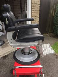 Belmont Barber Chairs Uk by 1 Belmont Apollo Barbers Chair With Head Rest In Stalybridge