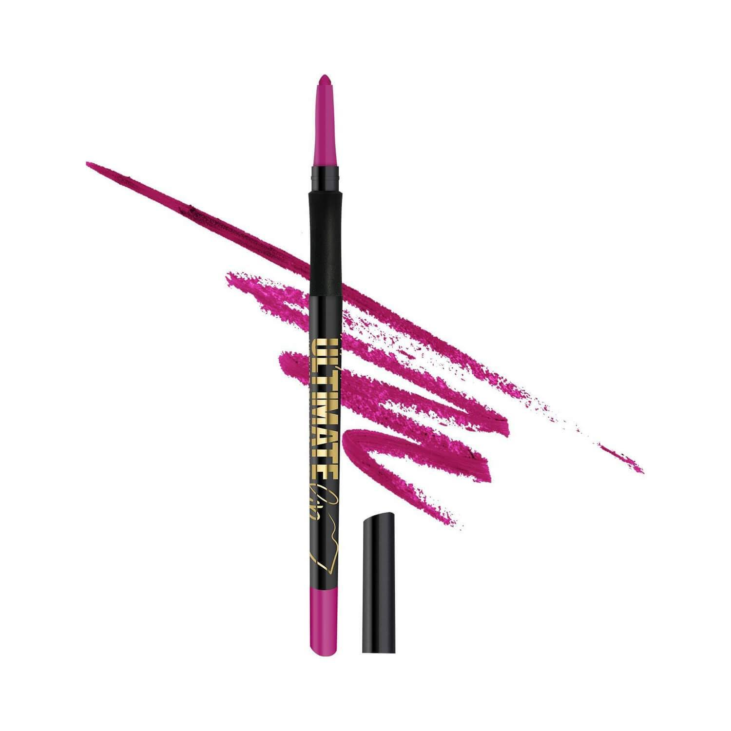 L.A. Girl Ultimate Auto Lipliner - Boundless Berry