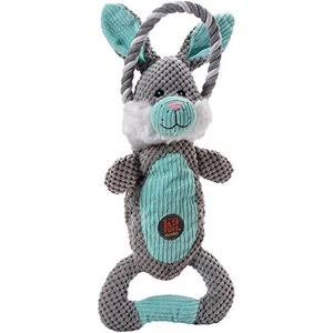 "Charming Pet Products Scrunch Bunch 2.0 Bunny Toy - 7"" x 16"""