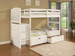 Wood Bunk Beds Plans by Bunk Beds Full Size Loft Bed With Stairs Plans Cheap Bunk Beds