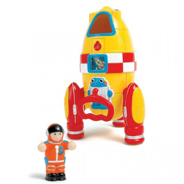 Wow Ronnie Rocket Toy
