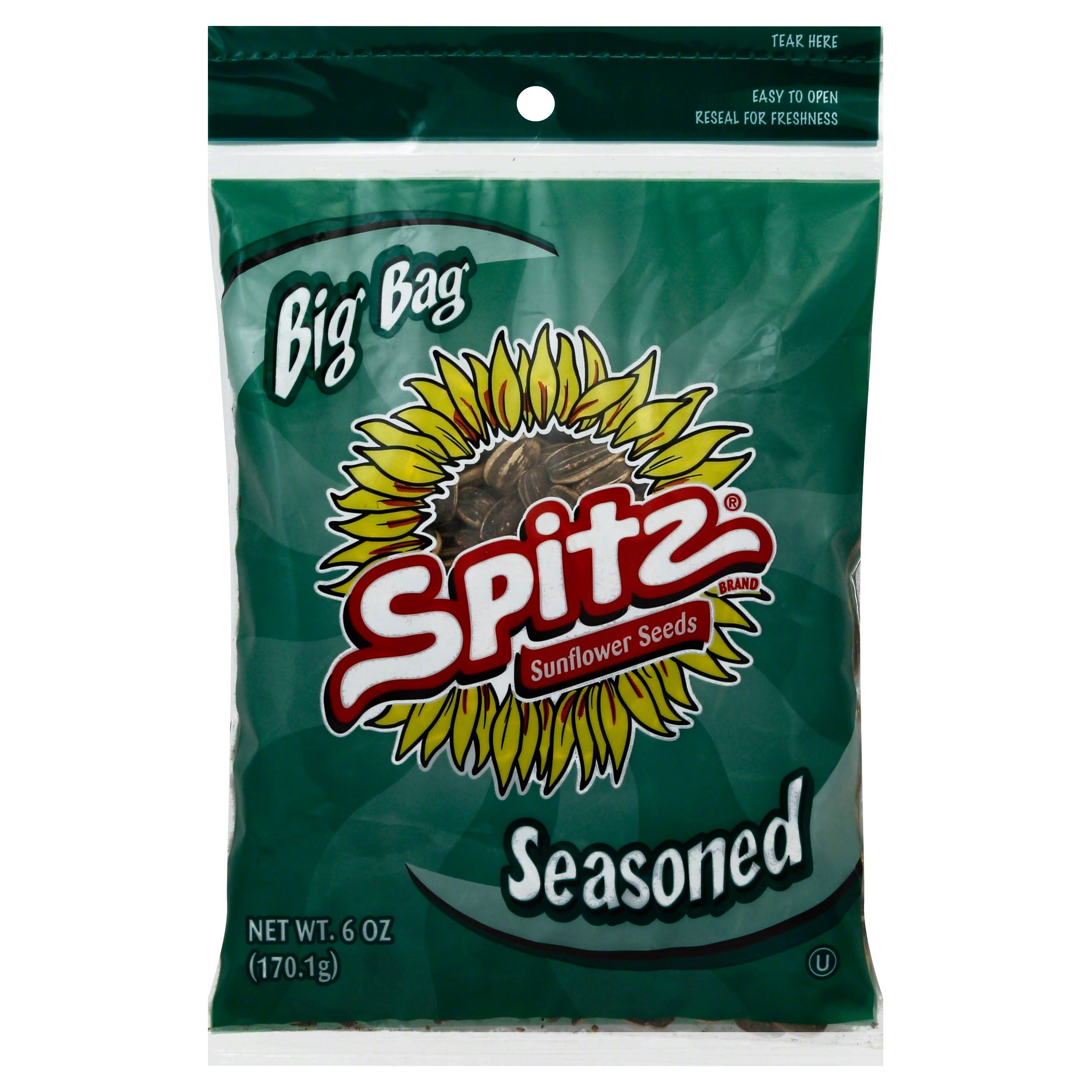 Spitz Seasoned Sunflower Seed