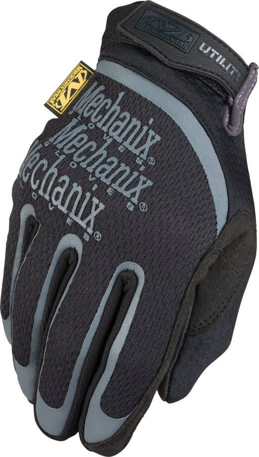 Mechanix Wear Men's Tactical Utility Multipurpose Work Gloves - Black, X-Large