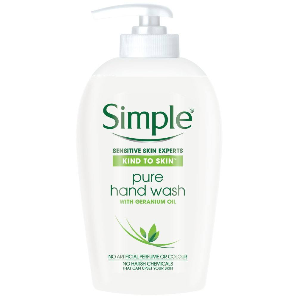 Simple Pure Hand Wash - 250ml