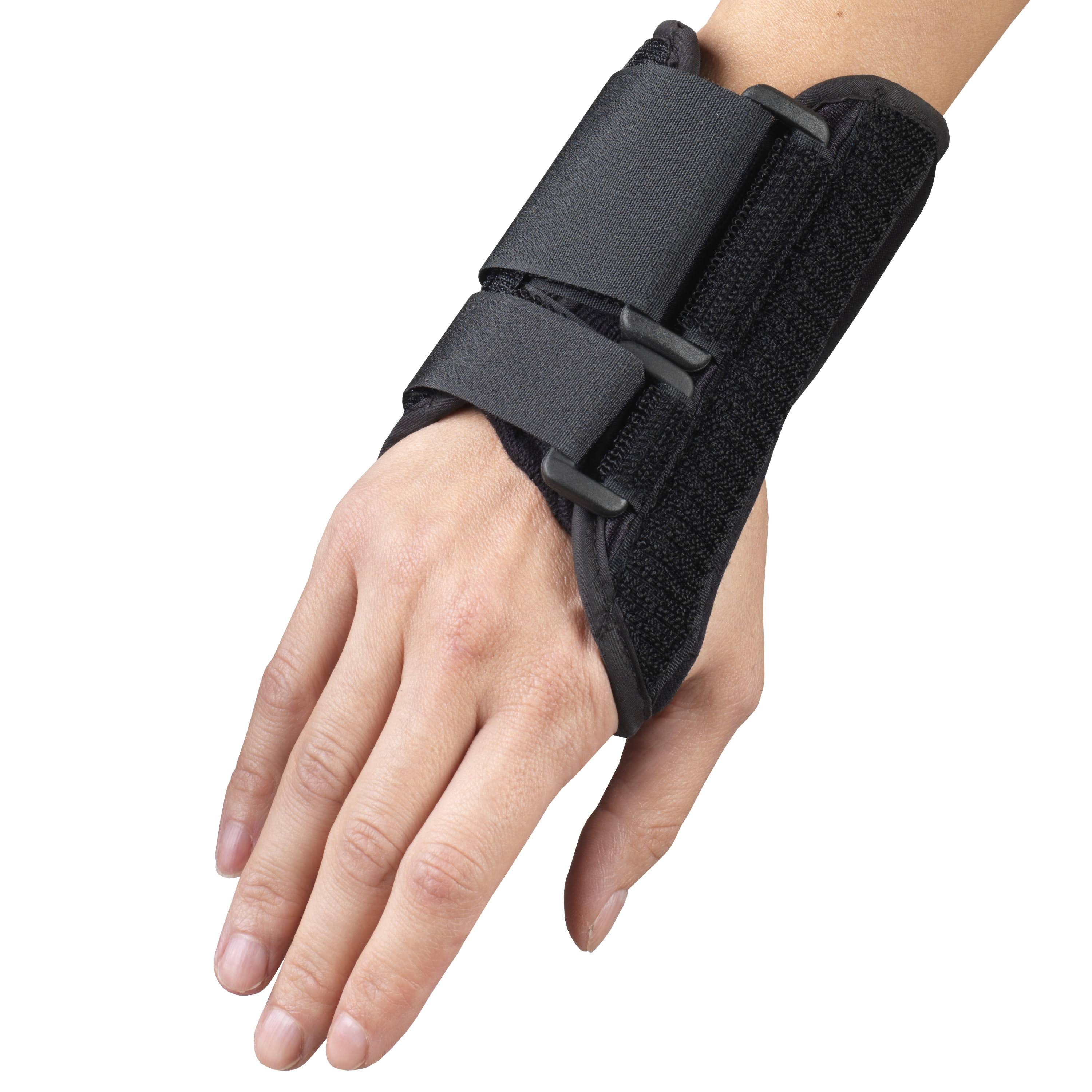 OTC 2082 Wrist Splint - Black, Large, Right
