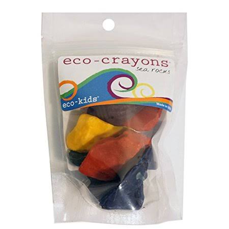 Eco Kids Eco-Crayons Toy