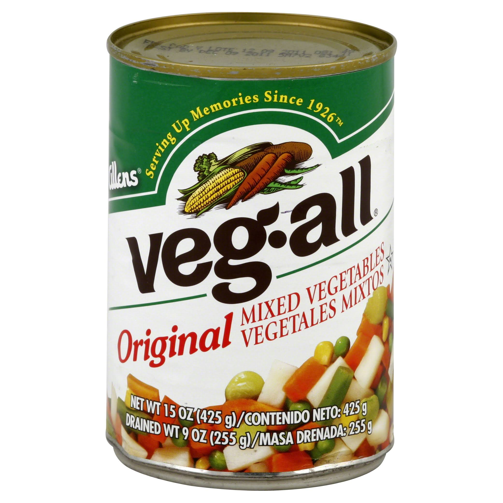 Veg All Original Mixed Vegetables - 15oz