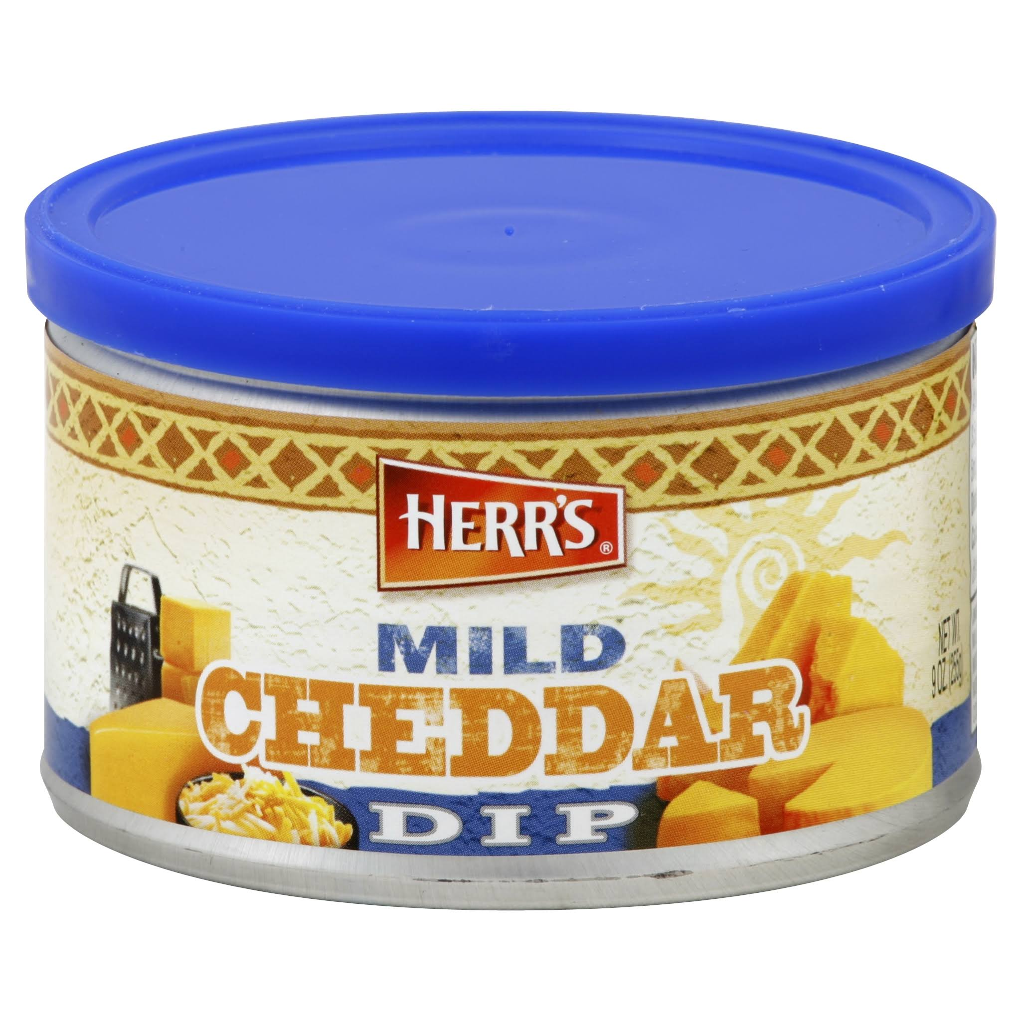 Herrs Mild Cheddar Cheese Dip - 255g