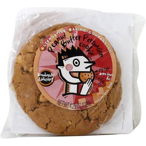 Alternative Baking Company Peanut Butter Persuasion Cookie - 4.25 oz cookie