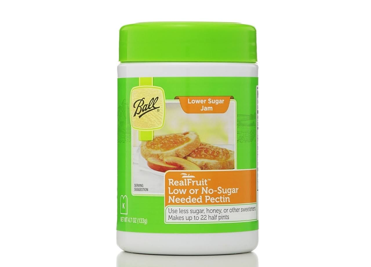 Ball Real Fruit Low or No-Sugar-Needed Pectin - 4.7 oz