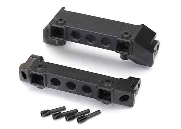 Traxxas TRA8237 Front And Rear Bumper Mounts