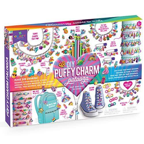 Craft-tastic Craft Kit Puffy Charm Palooza Kit One-Size