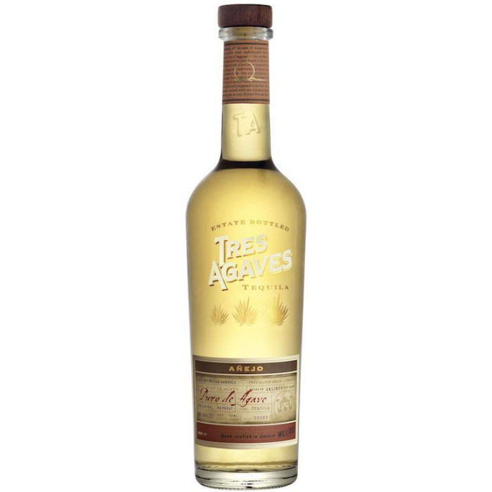 Tres Agaves Anejo Tequila - 750 ml bottle