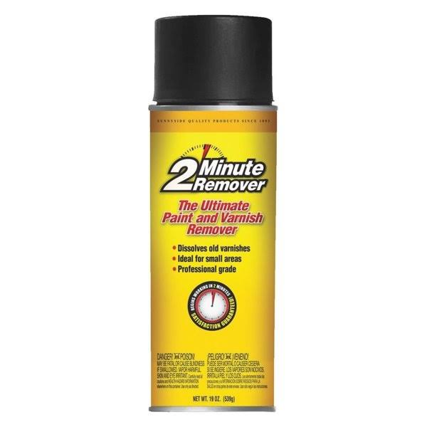Sunnyside 2 Minute Remover Paint & Varnish Remover
