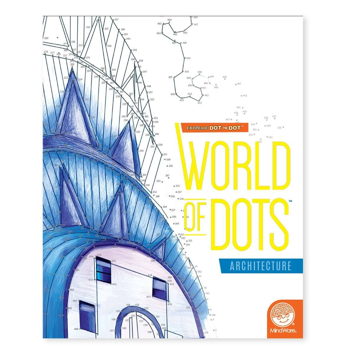 Extreme Dot to Dot World of Dots: Architecture Book