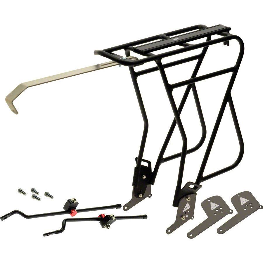 Axiom Journey Uni-Fit Mk3 Rear Bicycle Bike Rack - Aluminum