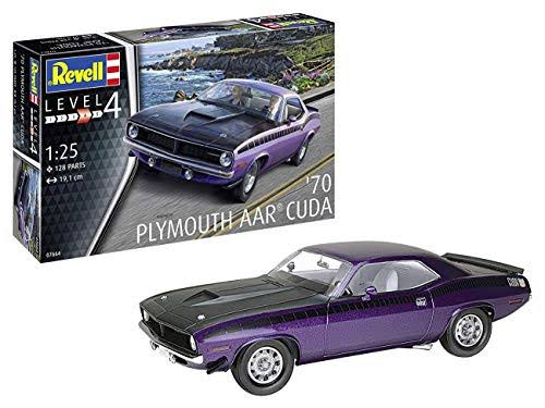 Revell 7664 Car Model Assembly Kit - 1/25 Scale