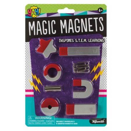 Magic Magnets - Science Kit by Toysmith (90922)