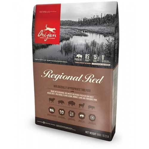 Orijen Regional Red Dog Food 11.4kg