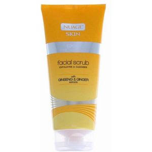 Nuage Skin Energising Facial Scrub with Ginseng and Ginger Extracts 1