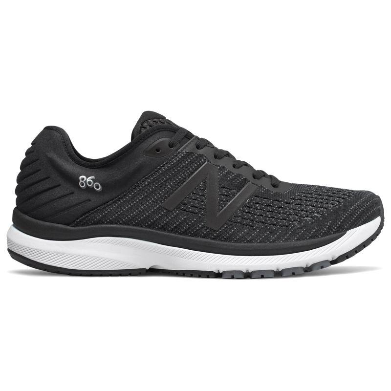New Balance 860v10 Running Shoes - Black - 10