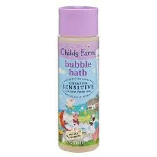 Childs Farm Bubble Bath - Organic Tangerine, 250ml