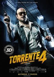 Torrente 4 3D. (Estreno 11 de Marzo). Información y Trailer