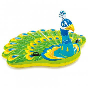 Intex Peacock Island Inflatable Pool Float