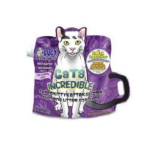 Lucy Clumping Litter - Lavender