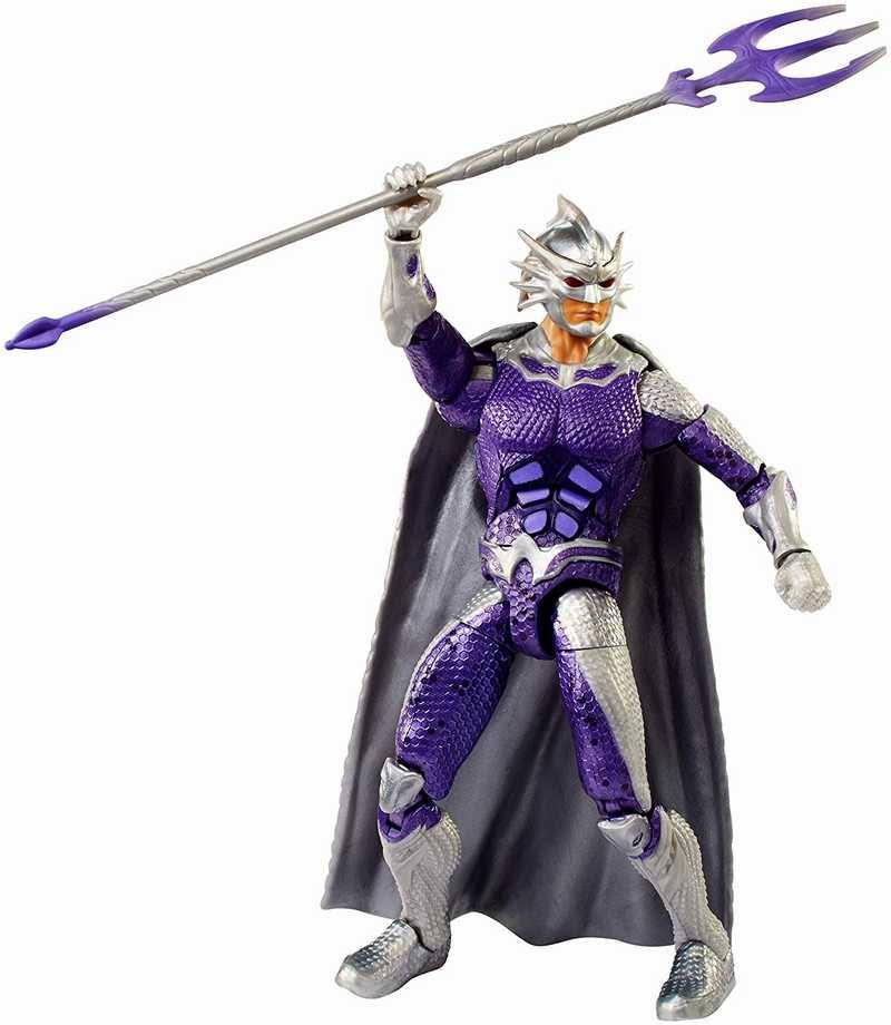 DC Comics Multiverse Aquaman Orm Figure