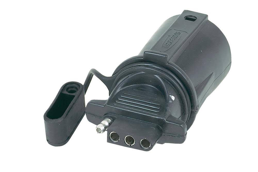 Hopkins Mfg 47355 Flat Plug In Simple Adapter - 7 Way, 4 Wire